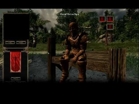 Mortal Online Gameplay Video #1