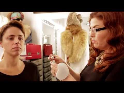 Film & TV Makeup Artist Kim Greene:  How to Hide Scars