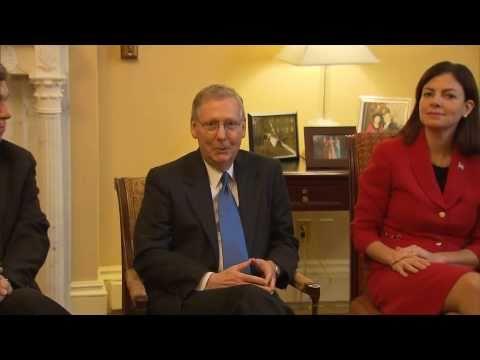 GOP Welcomes Freshman Republican Senators
