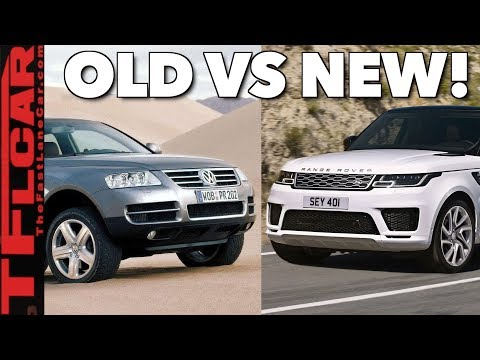 This VW Is Worth 3.5% of A BRAND NEW Range Rover & Is ALMOST As Comfortable!