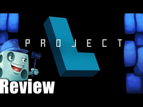 Project L Review - with Tom Vasel