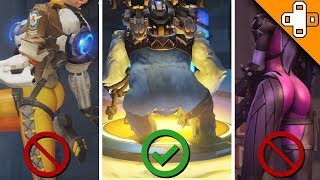 Winston Booty = Best Booty, Confirmed - Overwatch Funny & Epic Moments