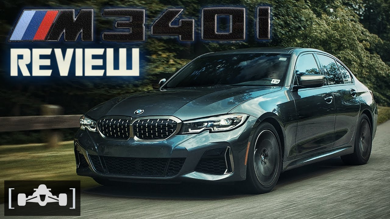 2020 Bmw M340i Xdrive Review How Fast Is The King Of The Ultimate Driving Hill Youtube