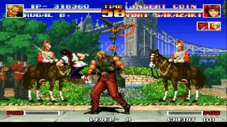 TAS King of Fighters 94 39 Black Edition Rugal