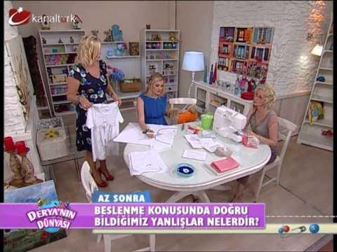 Deryanin Dunyasi Derya şensoy Tişört Boyama Youtube