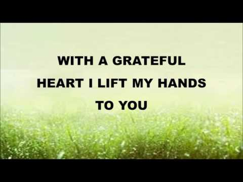 Great Are You Lord By Sinach- Instrumental W/Lyrics