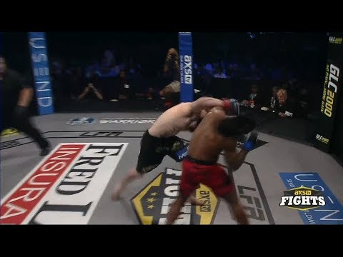 LFA 73 Highlights: Lingo vs. Hately Jr.