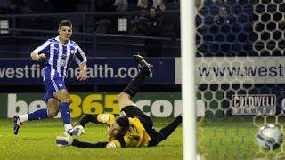 Incredible match! | SWFC 4-4 Huddersfield | Eight-goal thriller!