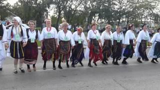 Veliko Kolo za Ginisa / Guinness World Record Largest Folk Dance Novi Sad, Serbia