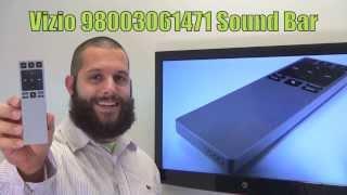 VIZIO 98003061471 Remote Control PN: 098003061471 - www.ReplacementRemotes.com