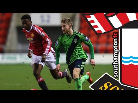 U21 HIGHLIGHTS: Manchester United 4-0 Southampton