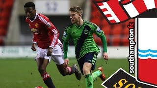 Video Gol Pertandingan Manchester United U-21 vs Southampton U-21