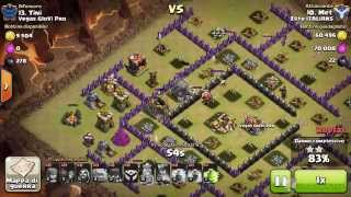 [Clash of Clans] ELITE Italians tre stelle Met GoWiWi