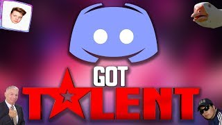DISCORD'S GOT TALENT (ft. Pyrocynical, Dolan Dark, VoiceoverPete) thumbnail