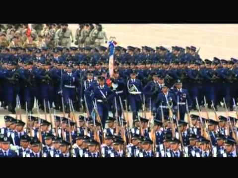 Gran Parada Militar 2013 Chile 6 Travel Video