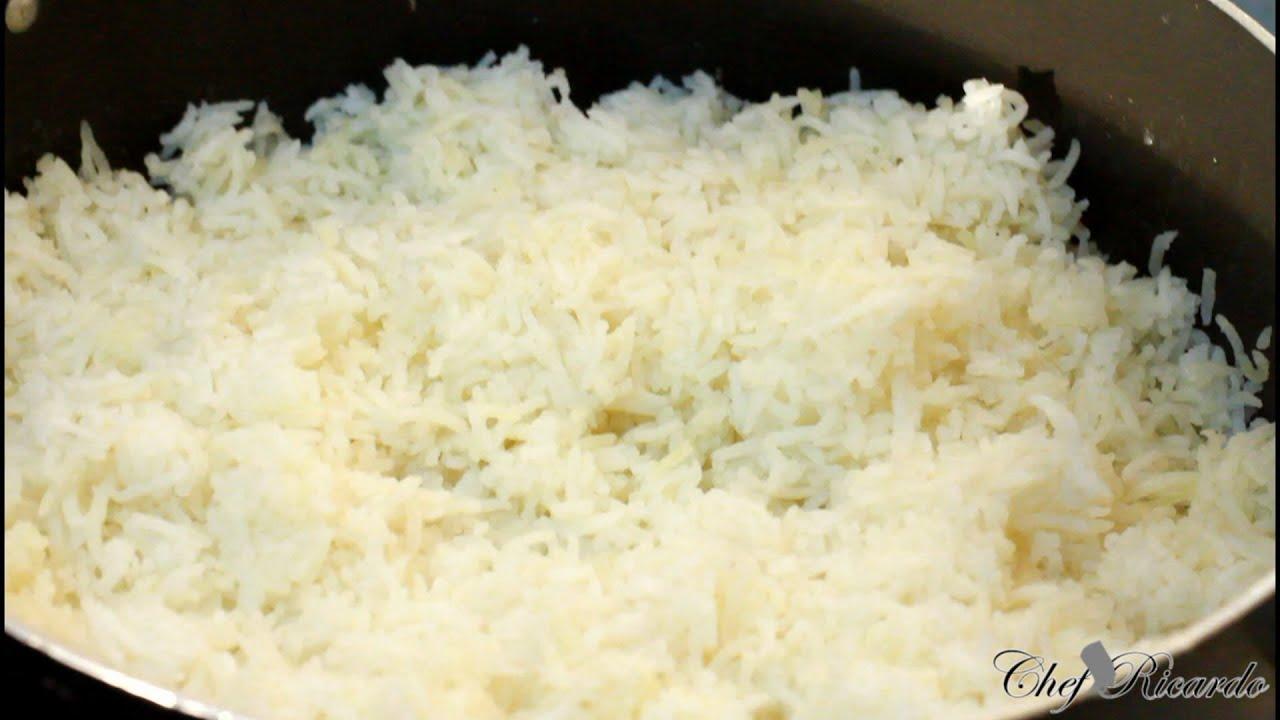 Jamaican Coconut Rice Chef Ricardo Jamaican Coconut Ricardo ...