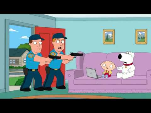 FAMILY GUY - Internet Police