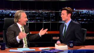Real Time with Bill Maher: Clay Aiken - Running From Obama (HBO)