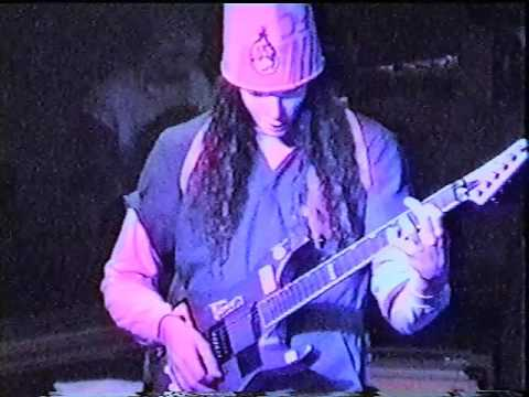 PRAXIS Live @ The Belly Up Tavern 1998