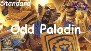 Hearthstone: Odd Paladin #1: Boomsday (Projeto Cabum) - Standard Constructed