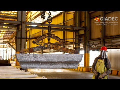 The Future State of Ghana's Integrated Aluminium Industry - GIADEC
