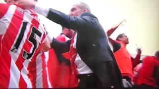 David Vaughan Newcastle V Sunderland 14th April 2013