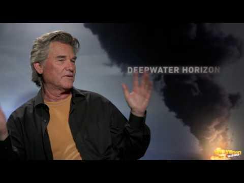 For Kurt Russell, 'Deepwater Horizon' Accidentally Became A Family Affair