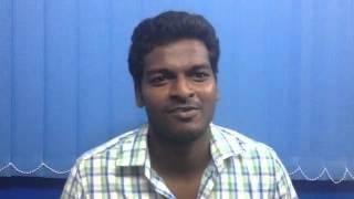 Saravanan (Web Designing)