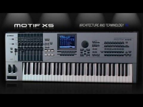 Motif XS  - The World Of Motif XS демонстрация возможностей 2007