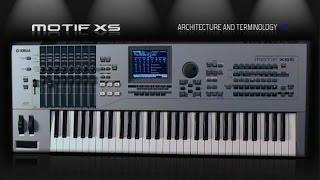 Larry_Logan_playing_Yamaha_Motif Yamaha Motif Xs6