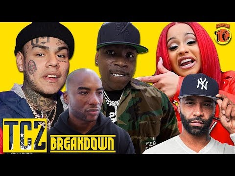 Pull Up South vs. East, Tekashi 6ix9ine Ceiling vs. Cardi B Reign and Joe Budden vs. Charlamange