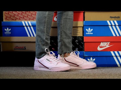 Adidas continental 80 Review & On feet YouTube