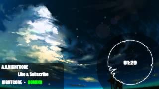 Nightcore - Domino