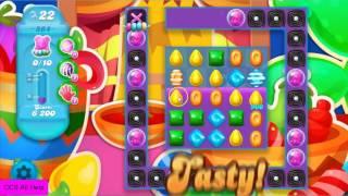 Candy Crush Soda Saga Level 864 NO BOOSTERS