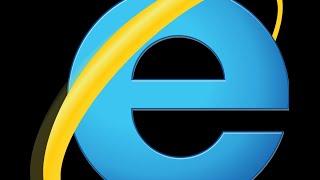 Почему зависает/глючит/подвисает Internet Explorer? - Решение!(, 2016-02-04T14:03:33.000Z)