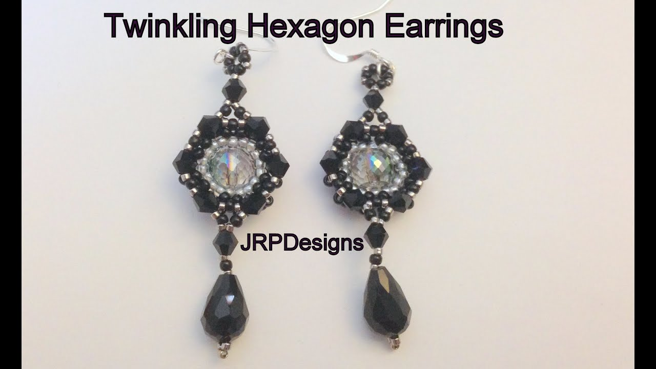 collections diamond drop hexagon products back lever under earrings web single mariacanale