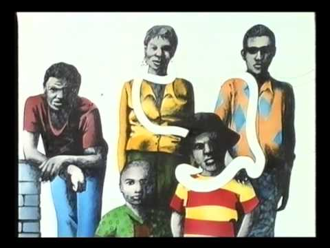 The Maggot — anti-drug cartoon by George Dunning (Yellow Submarine) animation set in Harlem