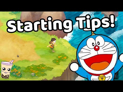 Doraemon Story of Seasons Guide  5 Beginner Tips and Tricks I Wish I Knew For My First Spring!