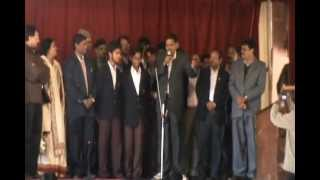 Nagpuriya Welcome Song by Pawan, Netarhat, Laterhat, Jharkhand (India)