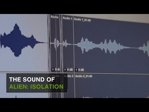 "Alien: Isolation Developer Diary -- ""The Sound of Alien: Isolation"" [US]"