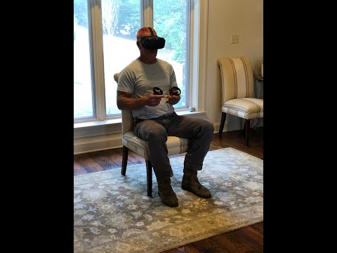 Hall of Fame QB Brett Favre speaks to students at Benedict Day School in Virtual Reality!