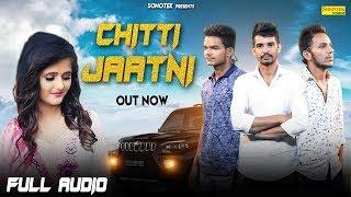 Anjali Raghav  Chitti Jaatni  Akshit Sunny Tokas AK Taxak  New Haryanvi Songs Haryanavi 2019
