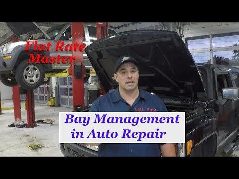 Bay Management In Auto Repair