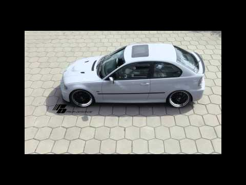 bmw e46 compact tuning by prior design youtube. Black Bedroom Furniture Sets. Home Design Ideas