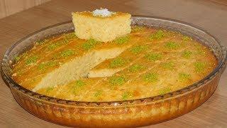 ревани.турецкая сладость.очень вкусный манник