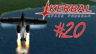 KERBAL SPACE PROGRAM 20 | PLANE + ROCKET = PLOCKET