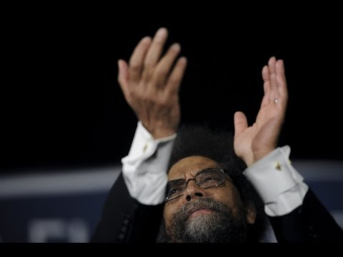 Dr. Cornel West: Clinton 'wants to change the discussion to ignore her Wall Street ties'