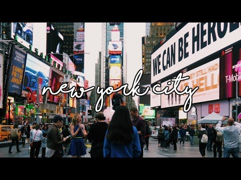 WANDERLUST// NEW YORK CITY