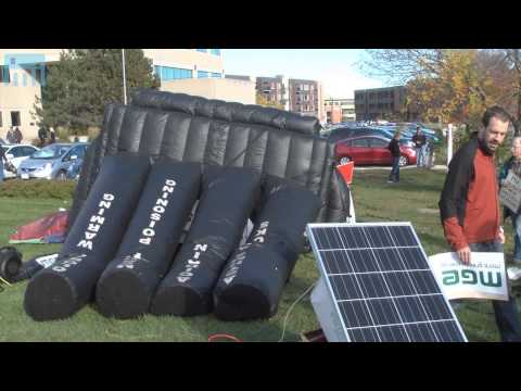 Renewable Energy Fails Protesters Calling for More Renewable Energy