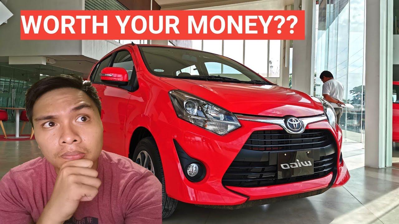 Toyota Wigo 2020 Price List Dp Monthly Promo Philippines Priceprice Com